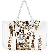 Abstraction 2423 Weekender Tote Bag
