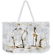 Abstraction 2426 Weekender Tote Bag