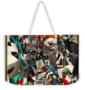 Abstraction 2502 Weekender Tote Bag