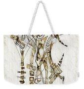 Abstraction 2562 Weekender Tote Bag