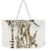 Abstraction 2563 Weekender Tote Bag