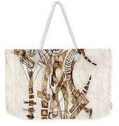 Abstraction 2565 Weekender Tote Bag