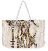 Abstraction 2566 Weekender Tote Bag