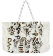 Abstraction 2570 Weekender Tote Bag