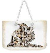 Abstraction 2740 Weekender Tote Bag