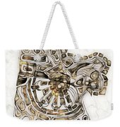 Abstraction 2792 Weekender Tote Bag