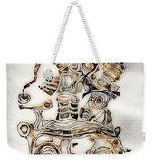 Abstraction 2807 Weekender Tote Bag