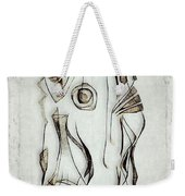 Abstraction 2823 Weekender Tote Bag