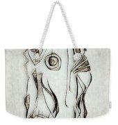 Abstraction 2824 Weekender Tote Bag