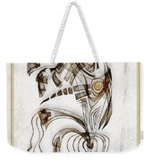 Abstraction 2833 Weekender Tote Bag