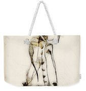 Abstraction 2837 Weekender Tote Bag