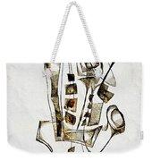 Abstraction 2842 Weekender Tote Bag