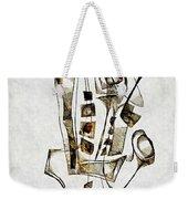 Abstraction 2843 Weekender Tote Bag