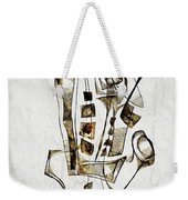 Abstraction 2844 Weekender Tote Bag