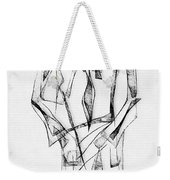 Abstraction 2852 Weekender Tote Bag