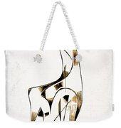 Abstraction 2922 Weekender Tote Bag