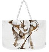 Abstraction 2924 Weekender Tote Bag