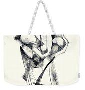 Abstraction 2925 Weekender Tote Bag