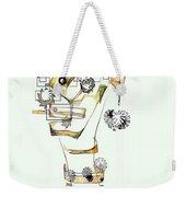 Abstraction 2988 Weekender Tote Bag