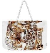 Abstraction 3052 Weekender Tote Bag