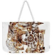 Abstraction 3053 Weekender Tote Bag