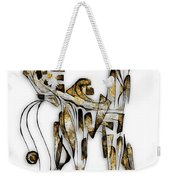 Abstraction 3089 Weekender Tote Bag