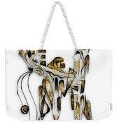Abstraction 3092 Weekender Tote Bag