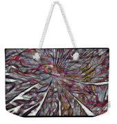 Abstraction 3097 Weekender Tote Bag