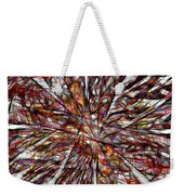 Abstraction 3098 Weekender Tote Bag