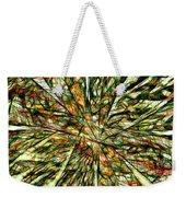 Abstraction 3099 Weekender Tote Bag