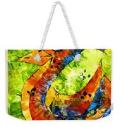 Abstraction 3200 Weekender Tote Bag