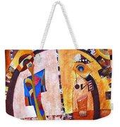 Abstraction 3217 Weekender Tote Bag