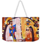 Abstraction 3220 Weekender Tote Bag