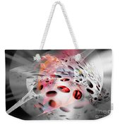 Abstraction 3304 Weekender Tote Bag