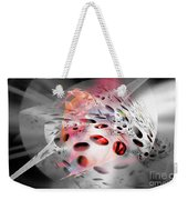 Abstraction 3306 Weekender Tote Bag
