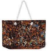 Abstraction 3376 Weekender Tote Bag