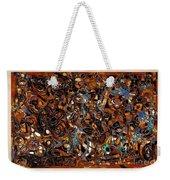 Abstraction 3377 Weekender Tote Bag
