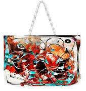 Abstraction 3423 Weekender Tote Bag
