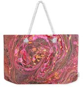 Abstraction #35  Weekender Tote Bag