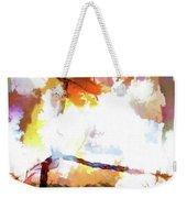 Abstraction #37 Weekender Tote Bag