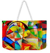 Abstraction 776 - Marucii Weekender Tote Bag