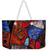 Abstraction 858 -marucii Weekender Tote Bag