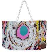 Abstraction #91  Weekender Tote Bag