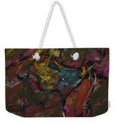 Abstraction#1 Weekender Tote Bag