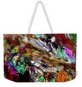 Abstracto En Dimension Weekender Tote Bag