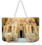 Abu Simbel 2 Weekender Tote Bag