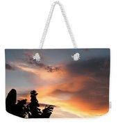 Abuja Sunset Weekender Tote Bag