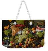 Abundant Fruit Weekender Tote Bag