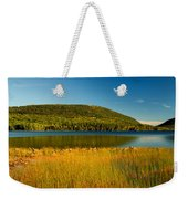 Acadia, National Park Shoreline And Marsh Maine Weekender Tote Bag