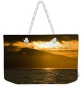 Acadia National Park Sunset Weekender Tote Bag